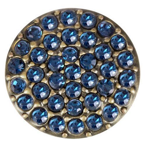 Brass Ritzy - Montana Blue
