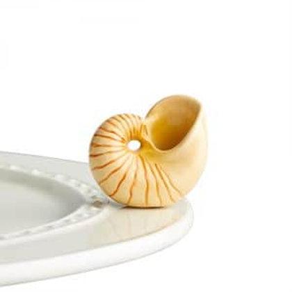 Nora Fleming Mini - She Sells Sea Shells