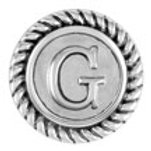 Letter G Rope Snap