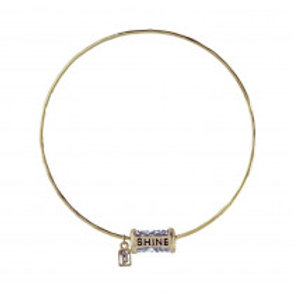 Kristal Bangle - Shine -SMALL