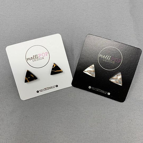 Triangle Tunnel Studs