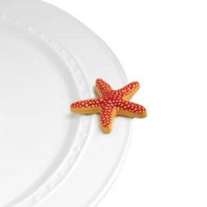 Nora Fleming Mini - Sea Star Starfish