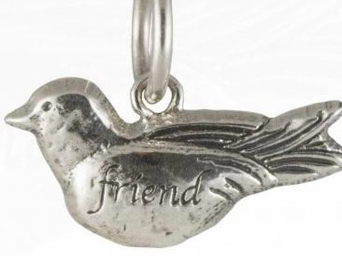 Birdsong Charm - Friend