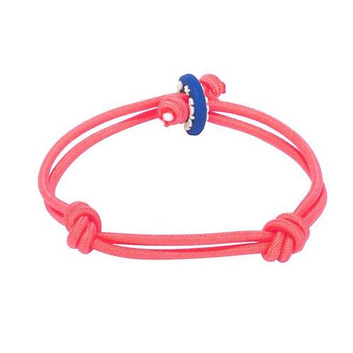 Colors for Good Enthusiasm Coral Bracelet