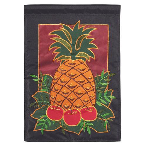 Pineapple Garden Flag