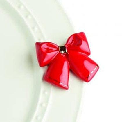 Nora Fleming Mini - Wrap It Up! Bow