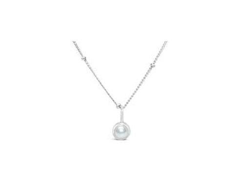 Birthstone CZ Necklace
