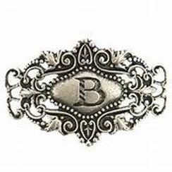 B-Monogram pendant