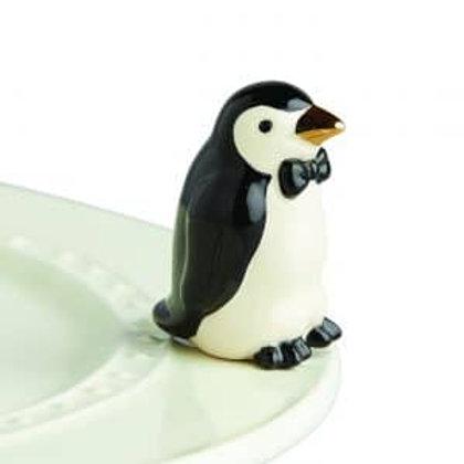 Nora Fleming Mini - Tiny Tuxedo Penguin