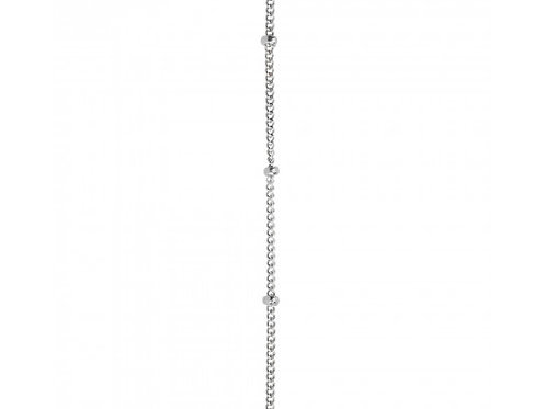 """Minuet Chain - Sterling Silver 18"""""""