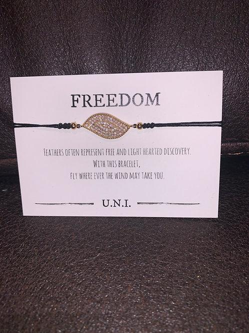 U.N.I. Freedom Bracelet