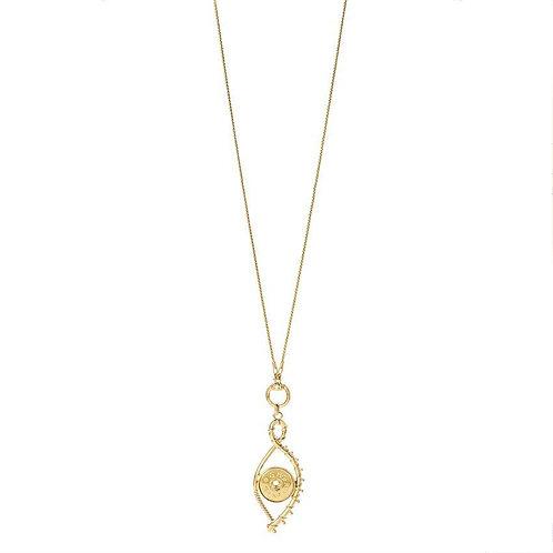 Dara Gold Necklace GingerSnap