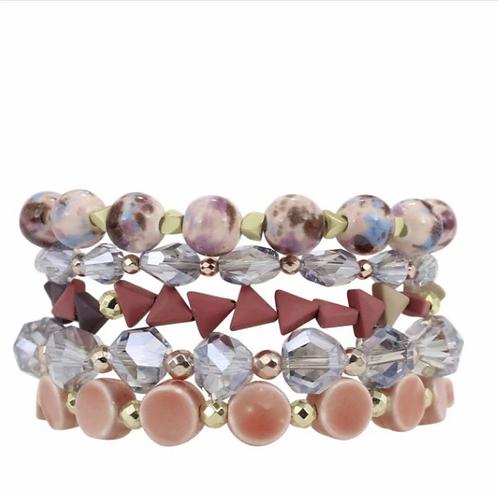 Sassafrass Bracelet Stack