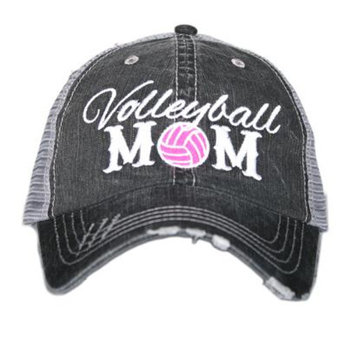 Volleyball Mom Trucker Hat