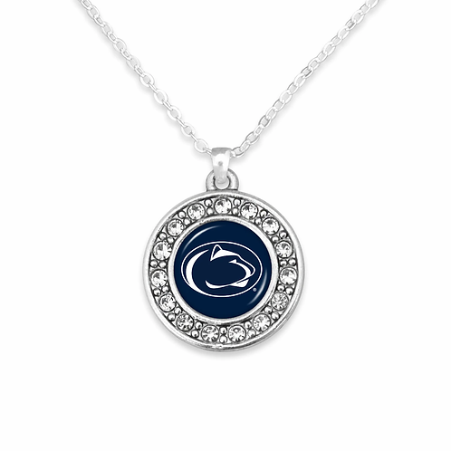 Penn State Bling Necklace PSU