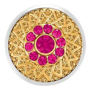 Gold Rush Pink Snap