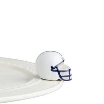 Nora Fleming Mini - Penn State Helmet