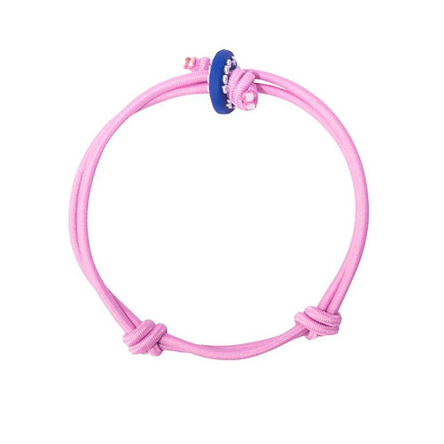 Colors for Good Intuition Light Pink Bracelet