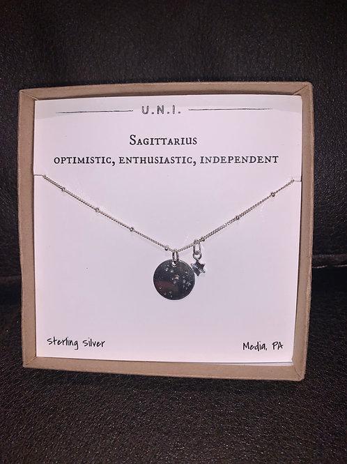 U.N.I. Sagittarius Necklace