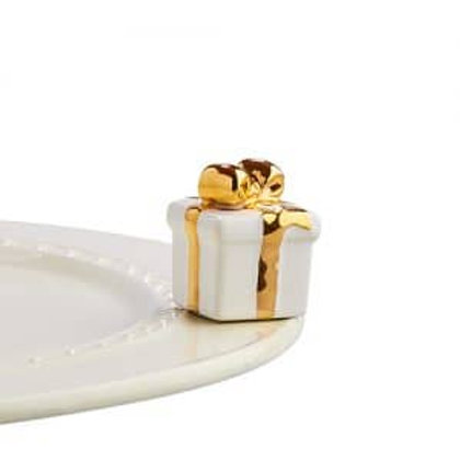 Nora Fleming Mini - Golden Wishes Gift