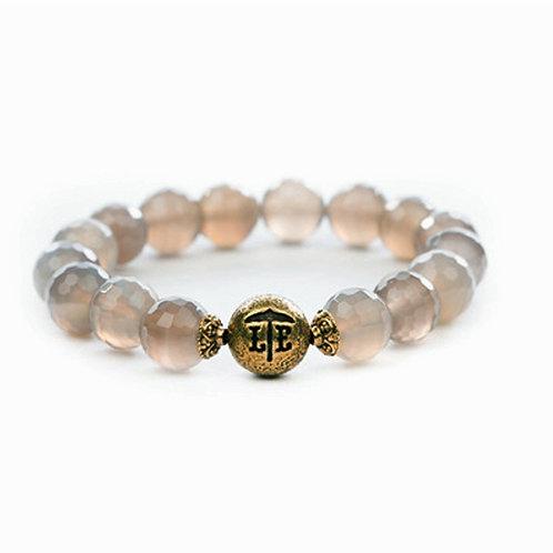 Beaded Bracelet Chalcedony