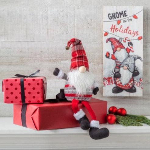 Gnome Shelfsitter