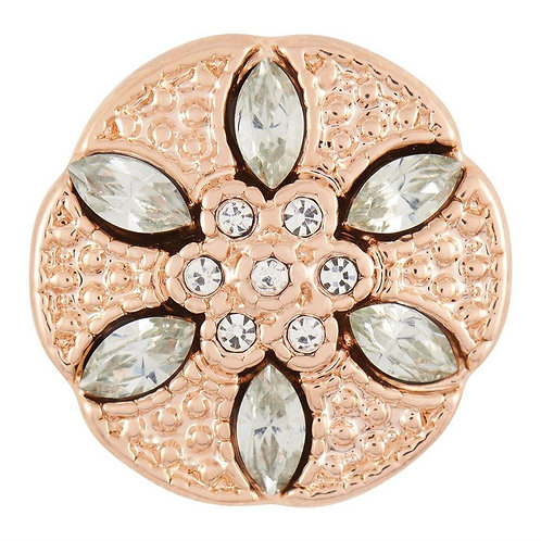 Rose Gold Lucia Clear GingerSnap