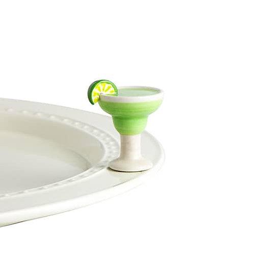Nora Fleming Mini - Lime & Salt Please Margarita