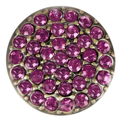 Brass Ritzy - Amethyst/Purple