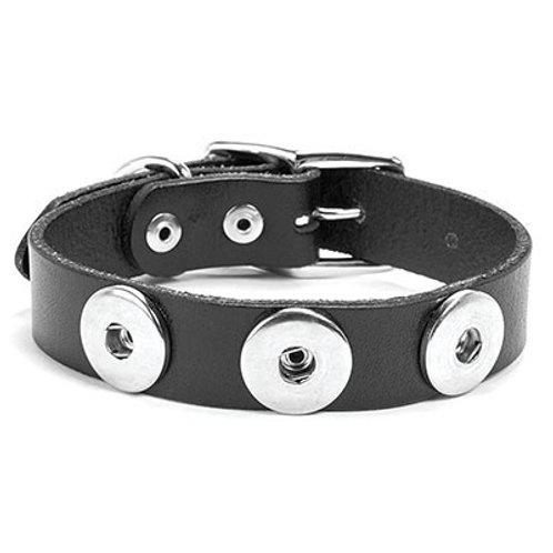 Ginger Snap 3 snap dog collar