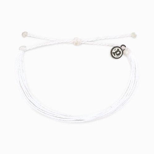 Pura Vida Originals Bracelet White