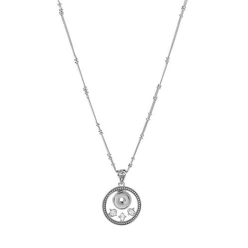 Over the Moon Petite GingerSnap Pendant Necklace