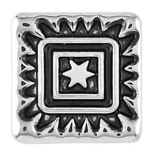 Petite Ginger Snaps Square with Star