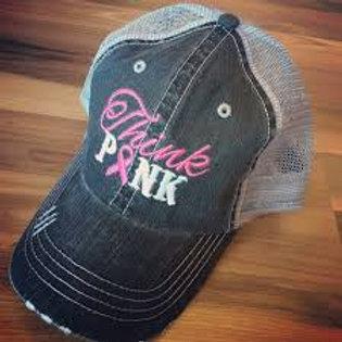 Think Pink Trucker Hat