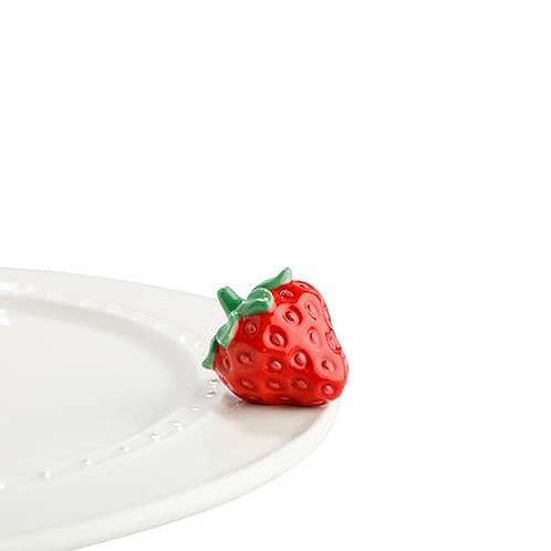 Nora Fleming Mini - Juicy Fruit Strawberry