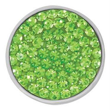 Peridot Light Green Sugar Snap - August