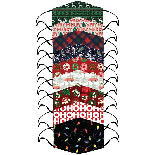 Christmas Face Mask Adult