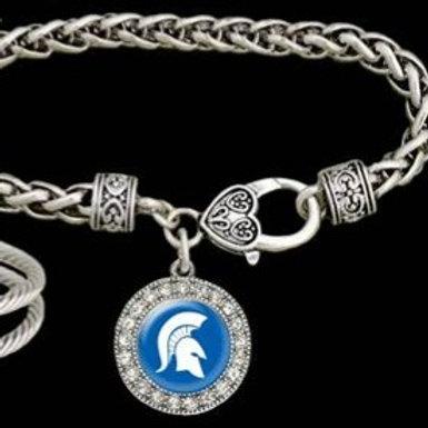 Hempfield Heart Clasp Bracelet