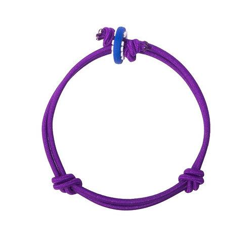 Colors for Good Magic Purple Bracelet