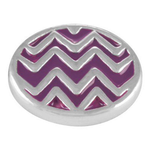 Lotti Dotties Purple Chevron Dottie