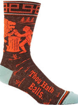 Thou Hath Balls Men's Socks