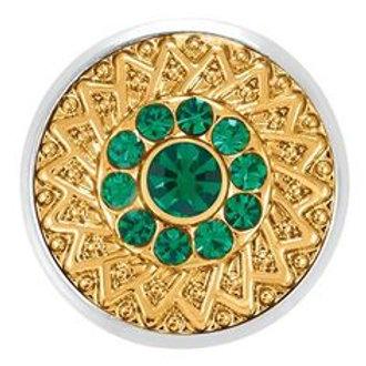 Gold Rush - Green GingerSnap