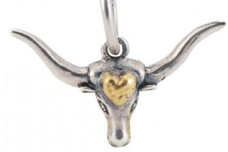 Personal Vocabulary Charm - Longhorn Love