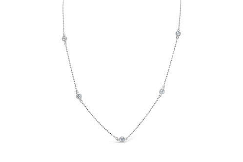 "Diamonds by the Inch 15"" Necklace"