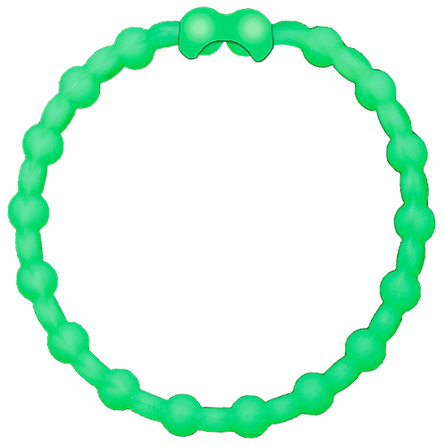 Hair Tie - Neon Green