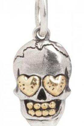 Personal Vocabulary Charm - Skull Love