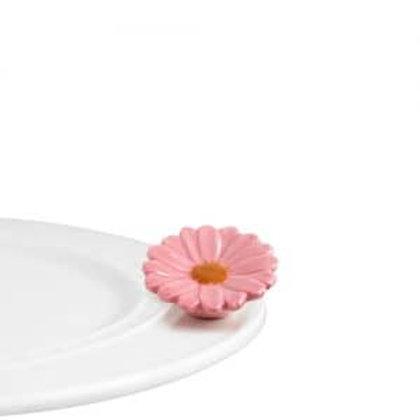Nora Fleming Mini - Flower Power Pink Daisy