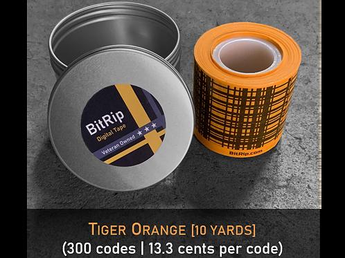 Tiger Orange Tape (Free App)