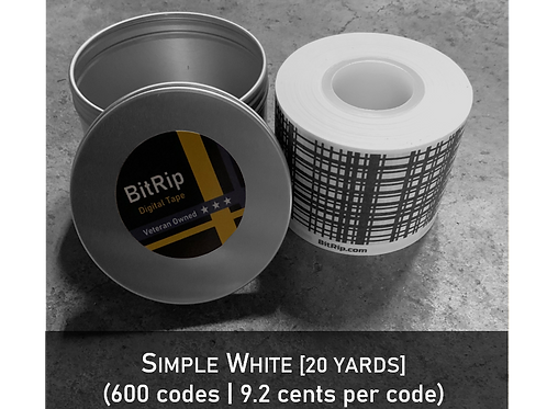 Black and White Tape (Free App)