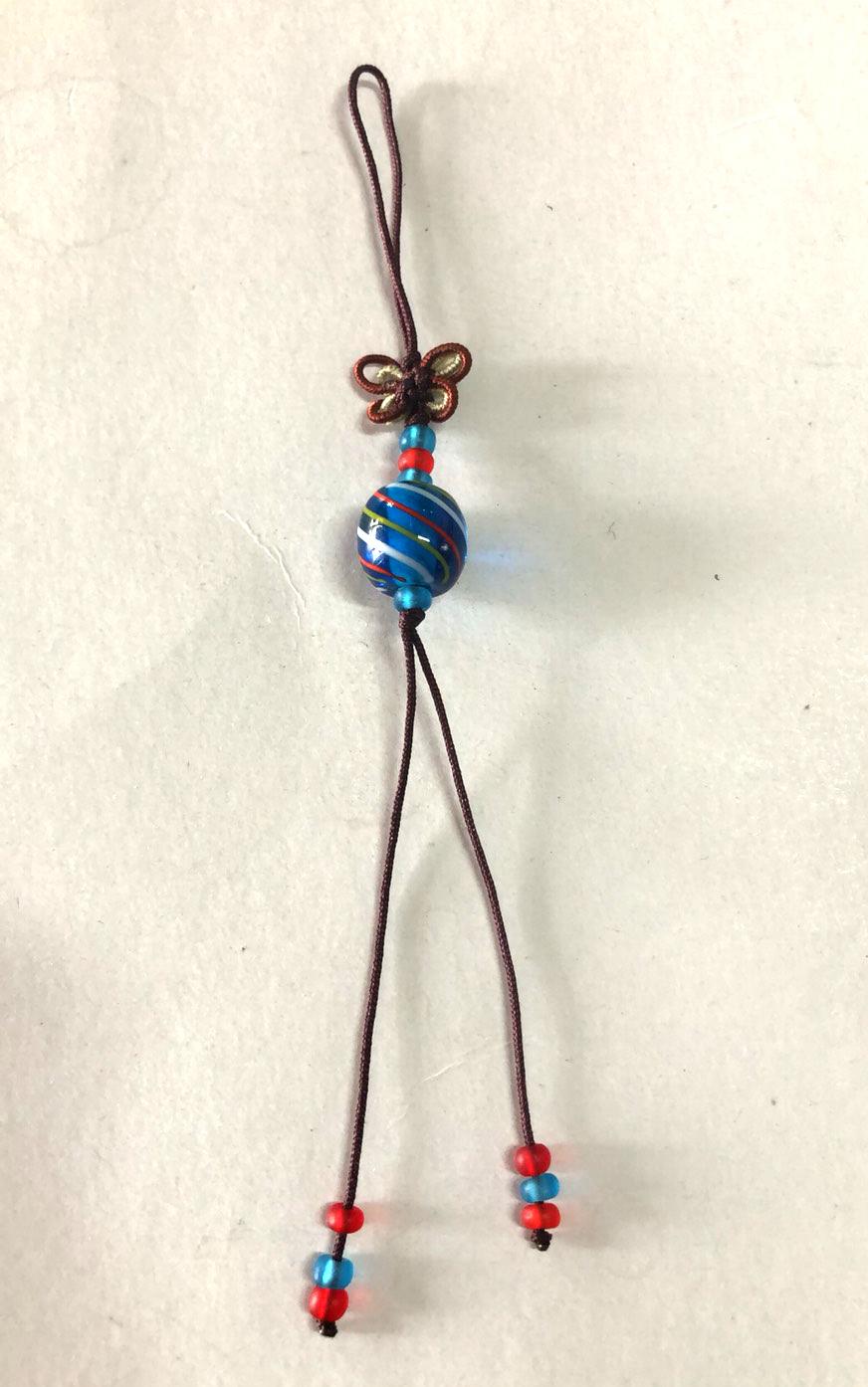 原住民傳統手串琉璃珠
